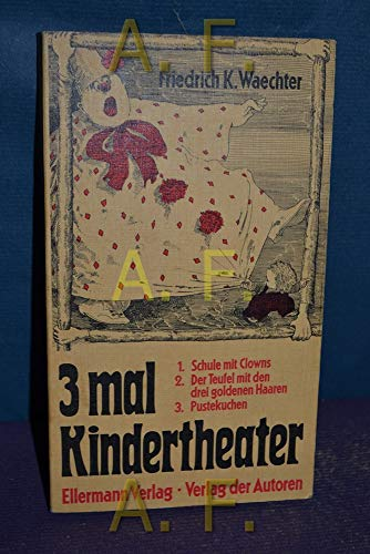9783770774036: Dreimal Kindertheater IV