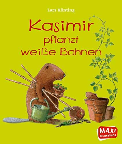 9783770775170: Kasimir pflanzt weiße Bohnen