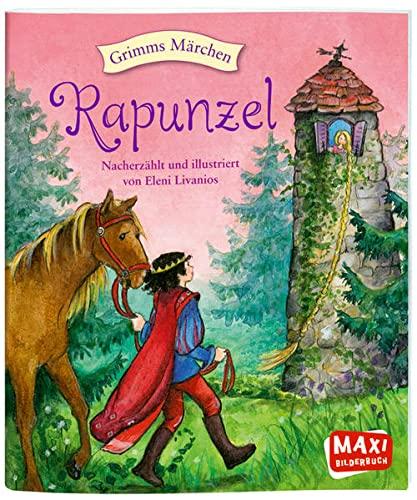 9783770775880: Rapunzel (Maxi)