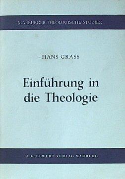 9783770805990: Einführung in die Theologie (Livre en allemand)