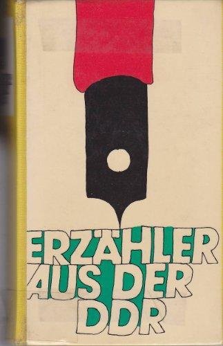 9783771101657: Erzahler aus der DDR (German Edition)