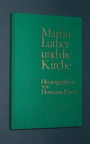 Martin Luther und die Kirche: Hermann (Hrsg.) Kunst