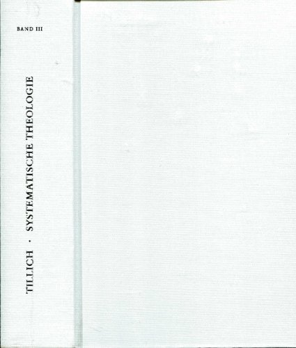 9783771501884: Systematische Theologie Band 3