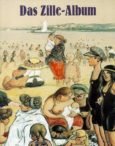 9783771625054: Das Zille-Album