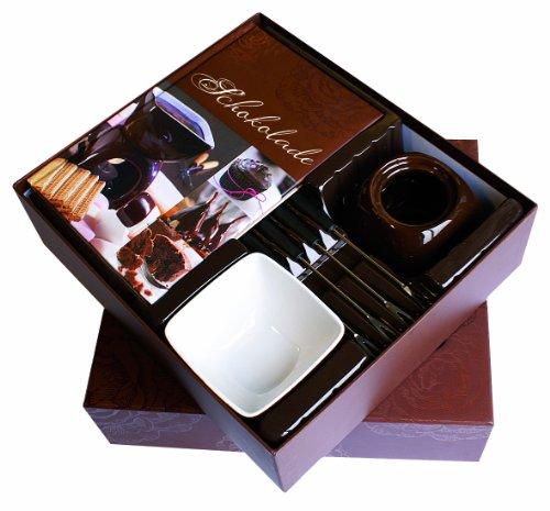 9783771644925: Fondue-Set Schokolade