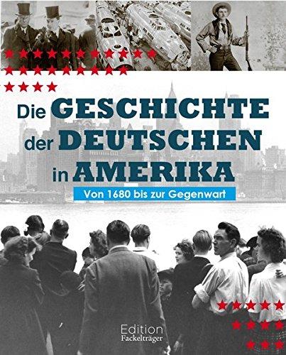 9783771645243: Die Geschichte der Deutschen in Amerika