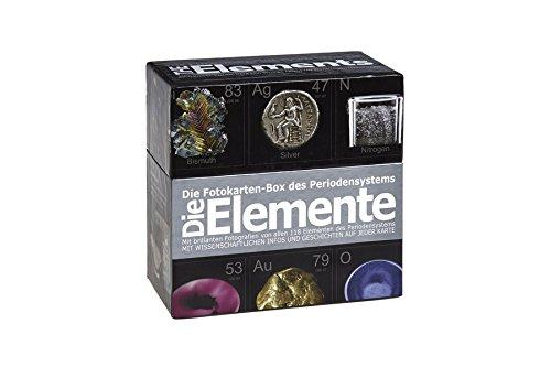 9783771645649: Die Elemente - Kartenbox