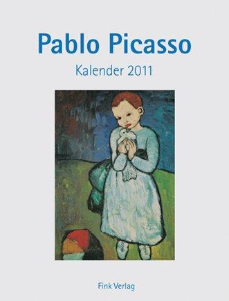 Pablo Picasso 2004. Kunstkarten-Einsteck-Kalender. (3771710189) by Silko, Leslie Marmon