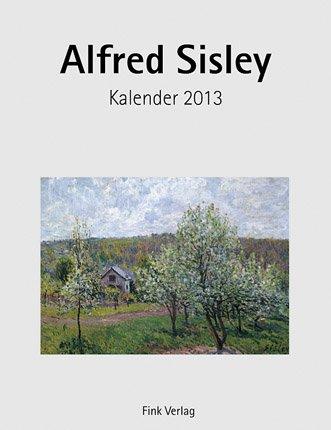 9783771713737: Alfred Sisley 2013 Kunst-Einsteckkalender