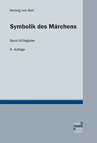 9783772013935: Symbolik des M�rchens