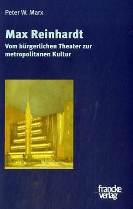 9783772081750: Max Reinhardt