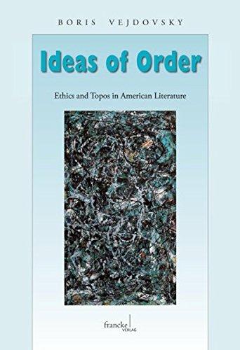 Ideas of Order: Boris Vejdovsky