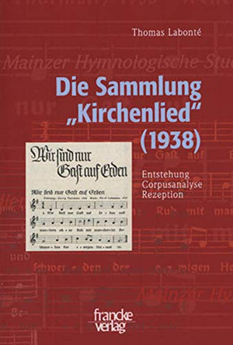 """Die Sammlung """"Kirchenlied"""" (1938): Thomas Labonté"""