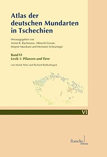 Atlas der deutschen Mundarten in Tschechien 06: Richard Rothenhagen