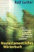 9783772202698: Neutestamentliches Wörterbuch.