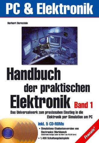 9783772342943: Handbuch der praktischen Elektronik, 2 Bde. m. 5 CD-ROMs