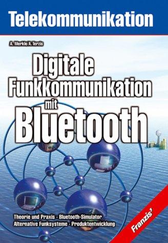 9783772346545: Digitale Funkkommunikation mit Bluetooth