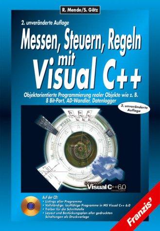 9783772348952: Messen, Steuern, Regeln mit Visual C++.