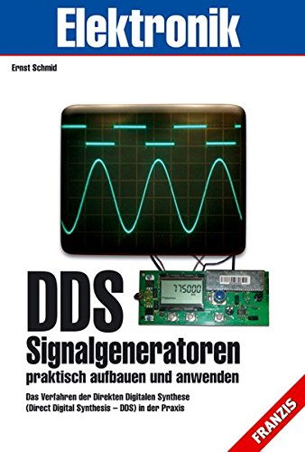 9783772352065: DDS-Signalgeneratoren praktisch aufbauen und anwenden