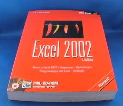 9783772353567: Excel 2002.