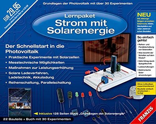 9783772358104: Lernpaket Strom mit Solarenergie