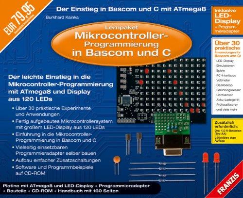 Kainka, B: Lernpaket Mikrocontroller-Programmierung