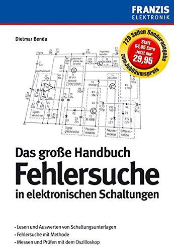 9783772359798: Das große Handbuch zur Fehlersuche in elektronischen Schaltungen
