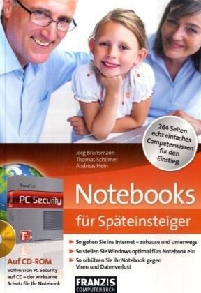 9783772362682: Notebooks für Späteinsteiger