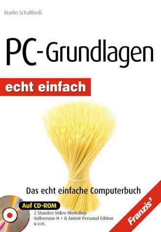 9783772365362: PC-Grundlagen (Livre en allemand)