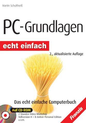 9783772365379: PC-Grundlagen, echt einfach