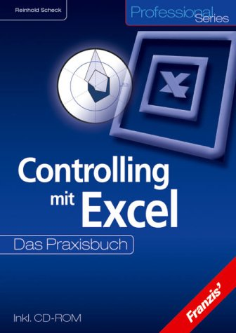 9783772365911: Controlling mit Excel