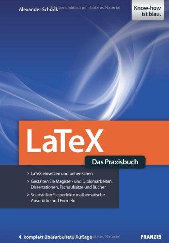 9783772367304: LaTeX - Das Praxisbuch