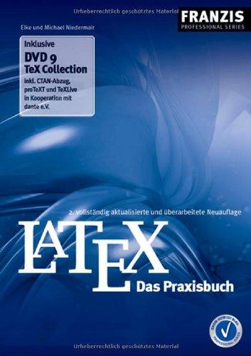 9783772369308: LaTeX. Das Praxisbuch
