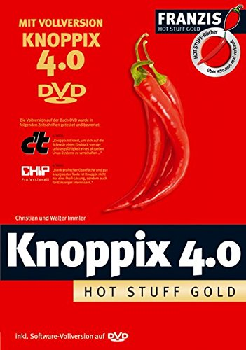 9783772370175: Knoppix 4.0, m. DVD-ROM