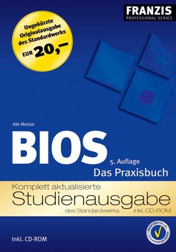 9783772370342: BIOS, Studienausgabe, m. CD-ROM
