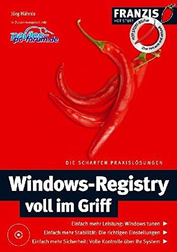 9783772371561: Windows-Registry durchschaut