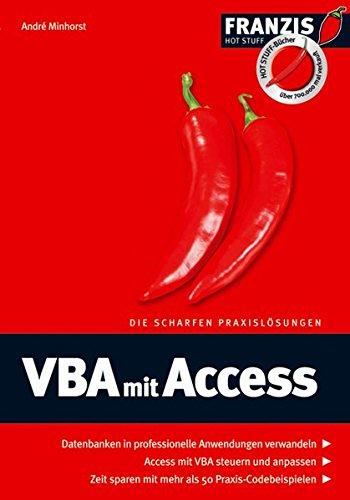 9783772372209: VBA mit Access