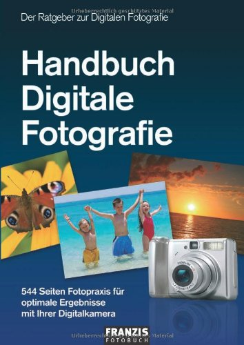 9783772372704: Handbuch Digitale Fotografie