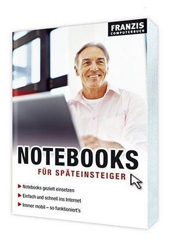9783772377990: Notebooks für Späteinsteiger