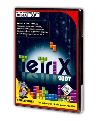 9783772399824: TeTriX 2007, CD-ROM F�r Windows XP, Vista [Importaci�n Inglesa]