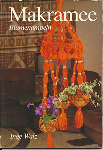 9783772403590: Makramee-Blumenampeln