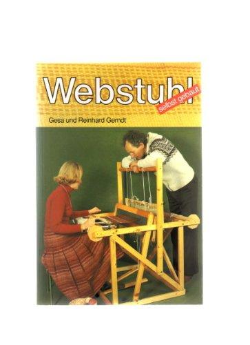 9783772404399: Webstuhl - selbst gebaut