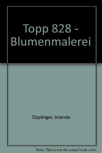 Blumenmalerei. Mappe XII. 24 verschiedene Blumenmotive.: Jolanda Zipplinger-Gratzl