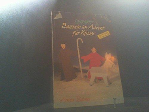 9783772413773 Tonpapier Basteln Im Advent Für Kinder