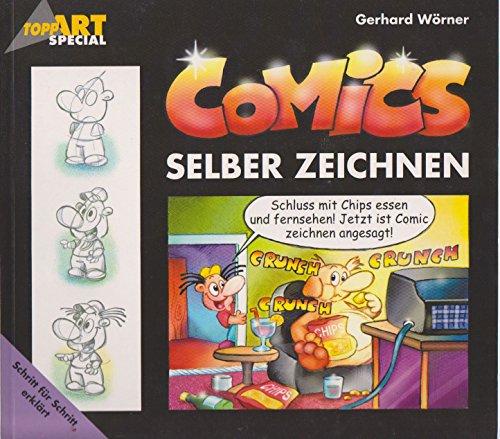 9783772427046: Comics selber zeichnen.