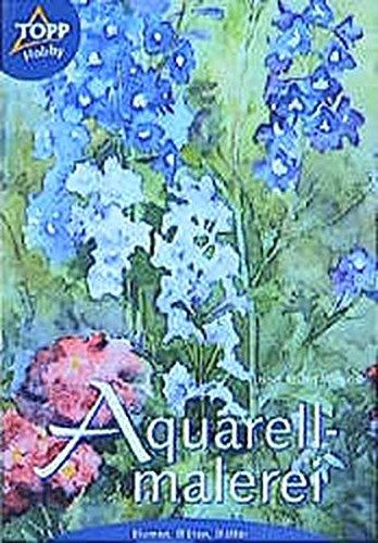 9783772428906: Aquarellmalen Blumen