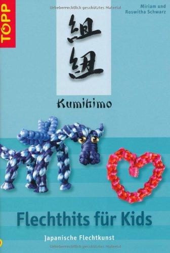 9783772435645: Kumihimo - Flechthits für Kids