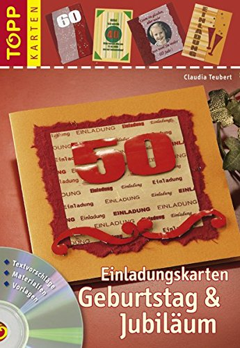 9783772435836: Einladungskarten Geburtstag & Jubiläum