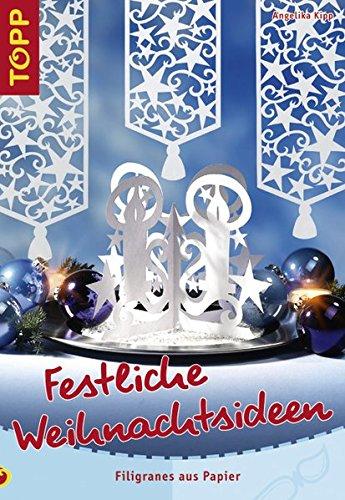 9783772436192: Festliche Weihnachtsideen: Filigranes aus Papier