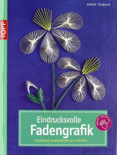 Eindrucksvolle Fadengrafik: Filigrane Kunstwerke auf Papier: Armin Täubner